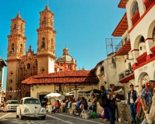 viaje en oferta a México Taxco fin de año