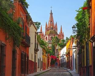 viaje en oferta a México Ciudades Virreinales fin de año