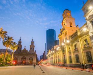 viaje en oferta a SANTIAGO, CHILE