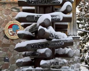 viaje en oferta a Visita la Fabrica de Santa Claus y sus renos!