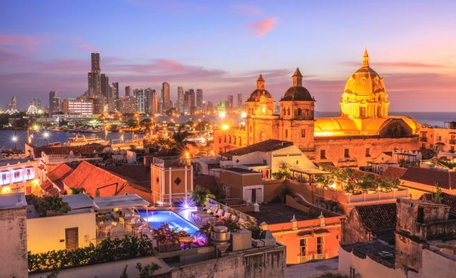 Viajar a Cartagena de Indias desde Costa Rica